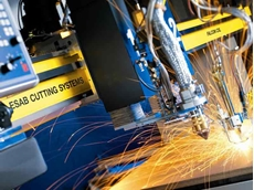 ESAB Plasma and Oxy Fuel CNC Profile Cutting Machines by Westgate Hi-Tech Machinery
