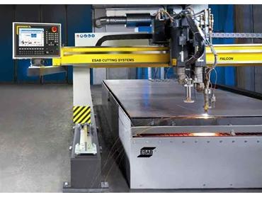 Oxy Fuel Cutting Machines