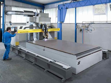 CNC Profile Cutters
