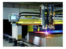 The Combirex DX provides precision oxy fuel and plasma cutting independently or in combination