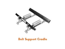 Belt Support Systems are low friction and self lubricating minimising wear