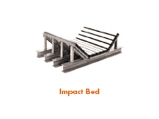 Reduce Belt Damage with Conveyor Belt Impact Beds and Impact Cradles from ESS Engineering