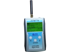 Cellular Signal Strength Meters