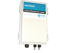 ekoCALM Cellular Wireless Data Logger