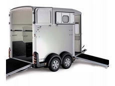 Ifor Williams range of horse floats
