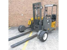The TTI25 forklift from East West Engineering