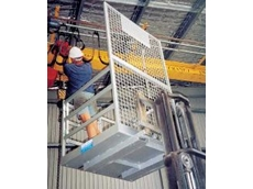 The design and usage of work platforms is strictly regulated.