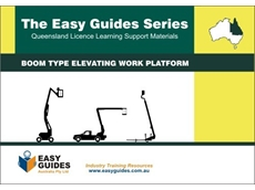 Easy Guides' Queensland Elevated Work Platform licence learning guide