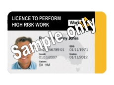 The new national high risk licensing system