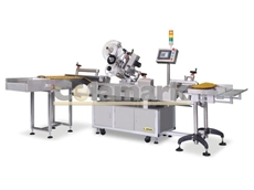 Colamark A205 Vial Labelling System