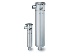 ECOLINE filter housings are now available from Eaton Filtration
