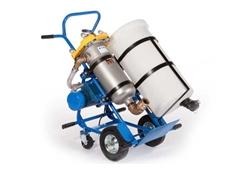 FloWash portable filtration system
