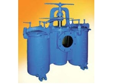 Model 50 Duplex Basket Strainers