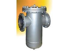 Model 90 simplex pipeline strainer