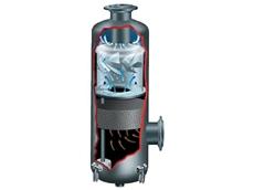 Series CLC Coalescers Separators