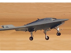Eaton's validation supported Northrop Grumman's milestone schedule for the X-47B aircraft