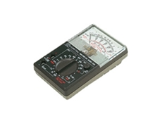Analogue Multimeter Indicators and Digital Multimeter Indicators