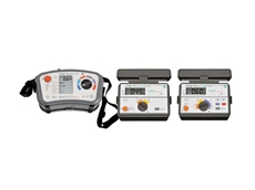 Kewtech KT45 Loop/PSC tester and KT60 and KT64 multifunction testers