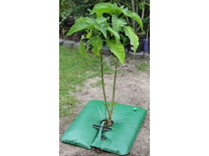 Find out more about how to use the Eco Bag drip irrigation system