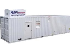 Containerised washmaster system