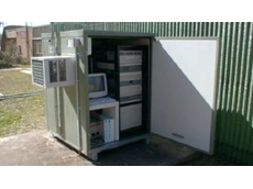 Ecotech's compact monitoring station.