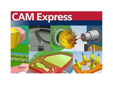 CAM Express provides powerful NC Programming