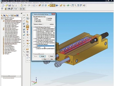 Designed to be used independently of any specific CAD system