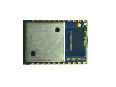 Antenova M10477 and M10478 GPS modules with RF antenna