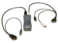Lantronix SpiderDuo KVM-over-IP device
