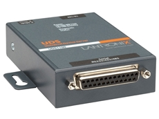Lantronix UDS1100 Serial to Ethernet Industrial devices Serv