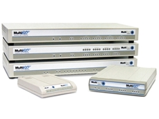 Multitech MultiVOIP gateway