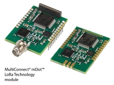 Multitech Ultra low power, long operation range 900MHz LoRa Module