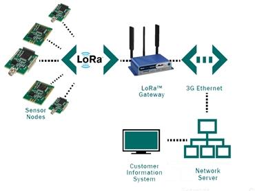 LoRa Network
