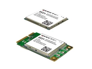 Quectel EC21 IoT/M2M-optimized LTE Cat 1 Module, available in Elecom
