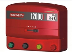 Speedrite Unigizer 12000i electric fence energiser