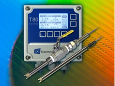 ECD's fluoride monitoring system combines a dual-channel T80 universal transmitter and precision S80 Intelligent pION sensor