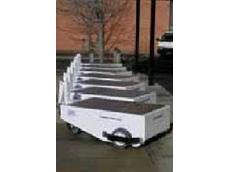 Electrodrive's powered trolleys