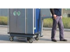 Transpak electric trolley mover
