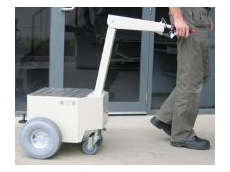 The Tug Mini mobile towing unit