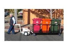 Electrodrive Waste Bin System