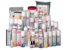 A range of products from chemical manufacturers Electrolube Australasia