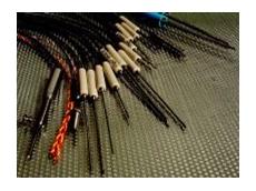 EDL needle sensors -- fast response.