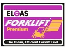 Premium forklift gas