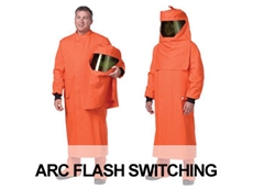 Arc Flash Switching Clothing