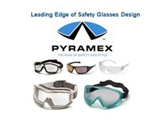 Pyramex H2X Anti-fog Safety Glasses