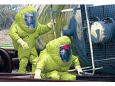 ONESuit hazmat and chemical protective suits and gloves
