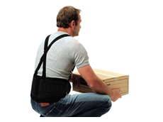 These back support belts help to prevent back strain and other associated injuries