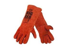 The Original Big Red welding gloves from Elliotts now certified to Australian Standards
