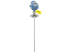 Rosemount GWR level transmitter