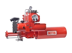 Bettis EHO actuator
